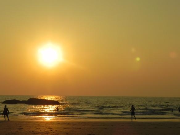 Goa India Agonda Beach