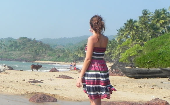 Goa Cola Beach Magical India