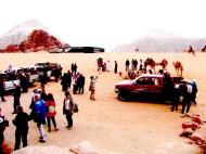 Wadi Rum WadiRum Jordan VisitJordan Camels Sand Bedouin Tea Camp Hike Mountain Blog TravelBlog Sand Feet Offroad Jeep