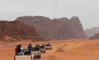 Wadi Rum WadiRum Jordan VisitJordan Camels Sand Bedouin Tea Camp Hike Mountain Blog TravelBlog Sand Feet Offroad Jeep