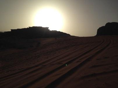 Wadi Rum WadiRum Jordan VisitJordan Camels Sand Bedouin Tea Camp Hike Mountain Blog TravelBlog Sand Feet SUNSET desert Mideast arabian