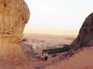 Wadi Rum WadiRum Jordan VisitJordan Camels Sand Bedouin Tea Camp Hike Mountain Blog TravelBlog Tent