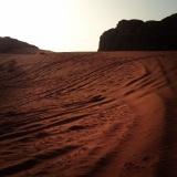Wadi Rum WadiRum Jordan VisitJordan Camels Sand Bedouin Tea Camp Hike Mountain Blog TravelBlog Sand Feet