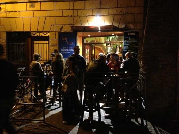 Bir & Fud best pizza in Rome