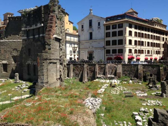 Ancient Rome ? Roman empire? city under roma