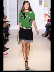 Andrew Gn music fun symphony color mix and match print hip funky pop Spring Summer 2014 fashionweek paris london milan newyork nyc-13