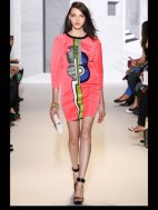 Andrew Gn music fun symphony color mix and match print hip funky pop Spring Summer 2014 fashionweek paris london milan newyork nyc-15_1