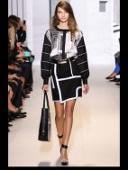Andrew Gn music fun symphony color mix and match print hip funky pop Spring Summer 2014 fashionweek paris london milan newyork nyc-4_1