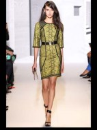 Andrew Gn music fun symphony color mix and match print hip funky pop Spring Summer 2014 fashionweek paris london milan newyork nyc-8