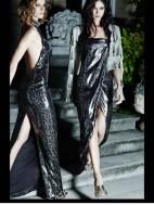Azzaro elegance tailored tweed emroiderry sequence print hip funky pop Spring Summer 2014 fashionweek paris london milan newyork nyc-11_1