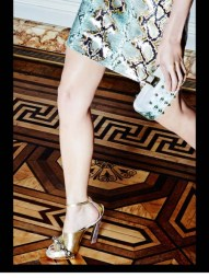 Azzaro elegance tailored tweed emroiderry sequence print hip funky pop Spring Summer 2014 fashionweek paris london milan newyork nyc-6_1