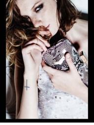 Azzaro elegance tailored tweed emroiderry sequence print hip funky pop Spring Summer 2014 fashionweek paris london milan newyork nyc-7_1