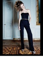 Azzaro elegance tailored tweed emroiderry sequence print hip funky pop Spring Summer 2014 fashionweek paris london milan newyork nyc-9_1
