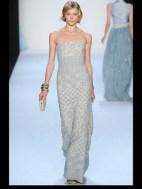 Badgley Mischka elegance tailored tweed emroiderry sequence print hip funky pop Spring Summer 2014 fashionweek paris london milan newyork nyc-9
