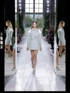 Balenciaga elegance tailored tweed emroiderry sequence print hip funky pop Spring Summer 2014 fashionweek paris london milan newyork nyc-1