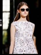 Balenciaga elegance tailored tweed emroiderry sequence print hip funky pop Spring Summer 2014 fashionweek paris london milan newyork nyc-15