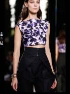 Balenciaga elegance tailored tweed emroiderry sequence print hip funky pop Spring Summer 2014 fashionweek paris london milan newyork nyc-19