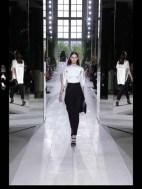 Balenciaga elegance tailored tweed emroiderry sequence print hip funky pop Spring Summer 2014 fashionweek paris london milan newyork nyc-21