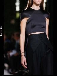 Balenciaga elegance tailored tweed emroiderry sequence print hip funky pop Spring Summer 2014 fashionweek paris london milan newyork nyc-22