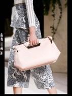 Balenciaga elegance tailored tweed emroiderry sequence print hip funky pop Spring Summer 2014 fashionweek paris london milan newyork nyc-8