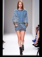 Balmain sequence print hip funky pop Spring Summer 2014 fashionweek paris london milan newyork nyc-10