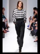 Balmain sequence print hip funky pop Spring Summer 2014 fashionweek paris london milan newyork nyc-11