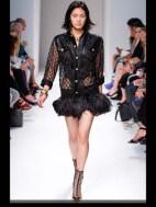 Balmain sequence print hip funky pop Spring Summer 2014 fashionweek paris london milan newyork nyc-12