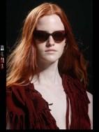 Bottega Veneta dark gothic elegant classic tailored ruffles earthy funky pop Spring Summer 2014 fashionweek paris london milan newyork nyc-20