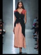 Bottega Veneta dark gothic elegant classic tailored ruffles earthy funky pop Spring Summer 2014 fashionweek paris london milan newyork nyc-22