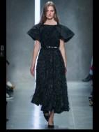 Bottega Veneta dark gothic elegant classic tailored ruffles earthy funky pop Spring Summer 2014 fashionweek paris london milan newyork nyc-26