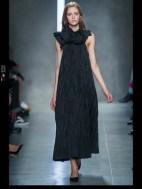 Bottega Veneta dark gothic elegant classic tailored ruffles earthy funky pop Spring Summer 2014 fashionweek paris london milan newyork nyc-27