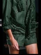 Bottega Veneta dark gothic elegant classic tailored ruffles earthy funky pop Spring Summer 2014 fashionweek paris london milan newyork nyc-7