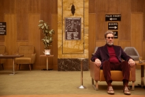 Grand Budapest Hotel scene shot