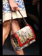 Dolce & Gabbana collection theme roman romanian empire Fashion Week Spring Summer 2014 paris milan london nyc newyork -104