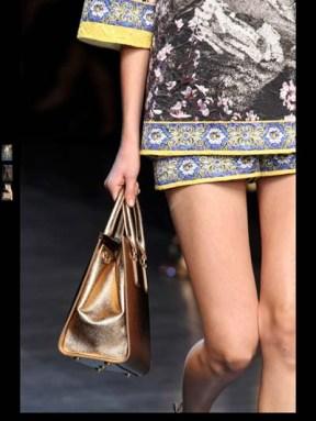 Dolce & Gabbana collection theme roman romanian empire Fashion Week Spring Summer 2014 paris milan london nyc newyork -107