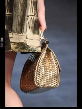 Dolce & Gabbana collection theme roman romanian empire Fashion Week Spring Summer 2014 paris milan london nyc newyork -51