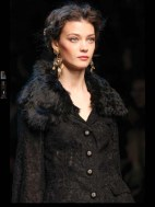Dolce & Gabbana collection theme roman romanian empire Fashion Week Spring Summer 2014 paris milan london nyc newyork -86