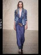 Donna Karen exotic tribal hippie casual fashion week spring summer 2014 milan paris london nyc newyork trend-10