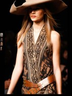 Donna Karen exotic tribal hippie casual fashion week spring summer 2014 milan paris london nyc newyork trend-13