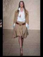 Donna Karen exotic tribal hippie casual fashion week spring summer 2014 milan paris london nyc newyork trend-17