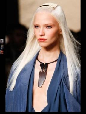 Donna Karen exotic tribal hippie casual fashion week spring summer 2014 milan paris london nyc newyork trend-2