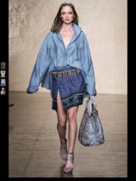 Donna Karen exotic tribal hippie casual fashion week spring summer 2014 milan paris london nyc newyork trend-8