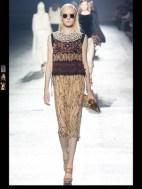 Dries Van Noten fashion forward trendy driven different unique fashion week spring summer 2014 milan paris london nyc newyork trend-10