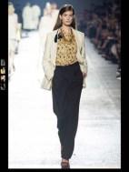 Dries Van Noten fashion forward trendy driven different unique fashion week spring summer 2014 milan paris london nyc newyork trend-5
