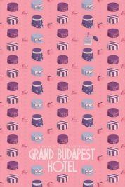 Grand Budapest Hotel Movie Poster