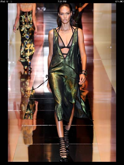Gucci Couture evening Fashion Week 2014 Spring Summer Style.com ...