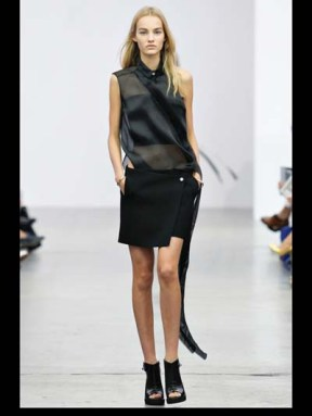 Iceberg Fashion Week sping summer 2014 milan paris london ready to wear ny-5