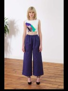 Isa Arfen Fashion Week sping summer 2014 milan paris london ready to wear ny-8