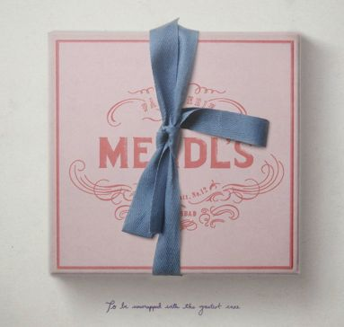 Mendls Grand budapest Pastery