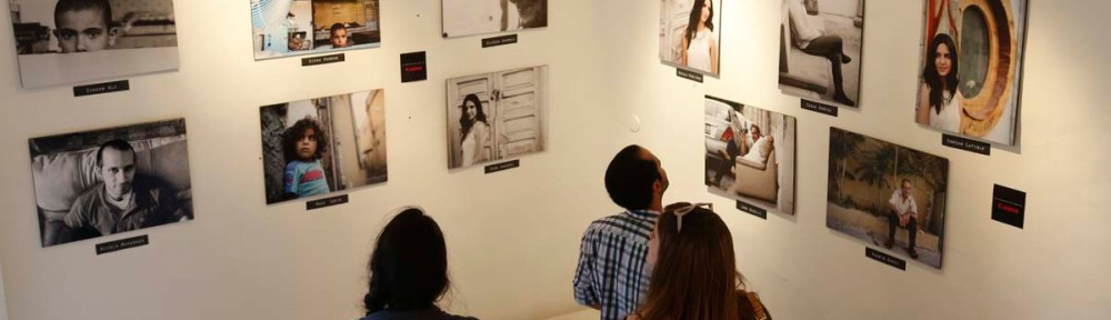 Exhibition of Project Photography organized by Razan Masri Amman Jordan Photographer Laith Majali